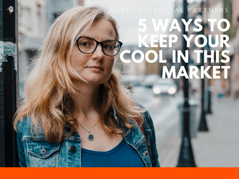 5 ways to keep cool in this market